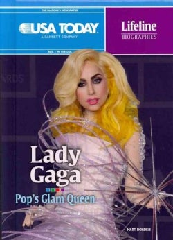 Lady Gaga: Pop's Glam Queen (Hardcover)