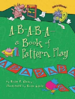 A-B-A-B-A A Book of Pattern Play (Paperback)