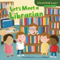 Let's Meet a Librarian (Hardcover)