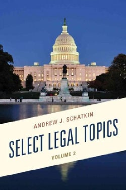 Select Legal Topics (Paperback)