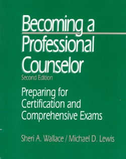 Becoming a Professional Counselor