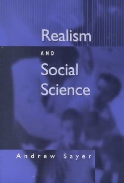 Realism and Social Science (Paperback)