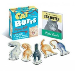 Cat Butts: For True Cat Lovers! (Paperback)