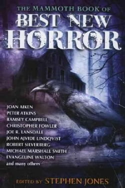 The Mammoth Book of Best New Horror (Paperback)