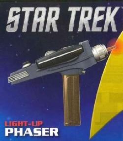 Star Trek Light-Up Phaser (Paperback)