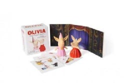 Olivia Finger Puppet Theatre: Starring Olivia and Francine! (Toy)