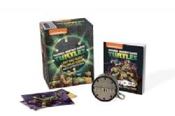 Teenage Mutant Ninja Turtles: Light-and-Sound Talking Keychain and Illustrated Book