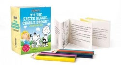 It's the Easter Beagle, Charlie Brown Coloring Kit