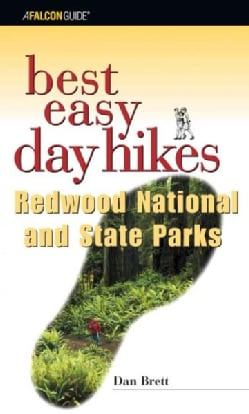 Falcon Guide Best Easy Day Hikes Redwood National and State Parks (Paperback)