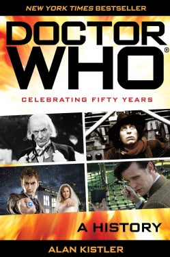 Doctor Who: A History (Paperback)