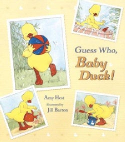 Guess Who, Baby Duck! (Hardcover)