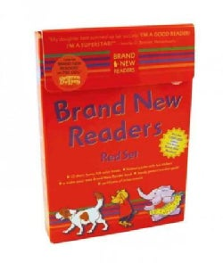 Brand New Readers: Red Set (Paperback)