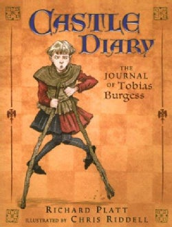 Castle Diary: The Journal of Tobias Burgess (Paperback)