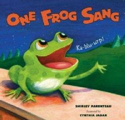 One Frog Sang (Hardcover)