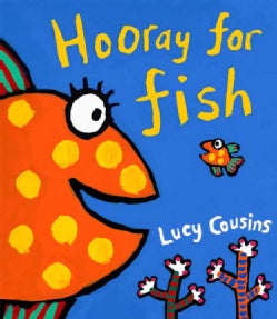 Hooray for Fish! (Hardcover)