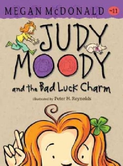 Judy Moody and the Bad Luck Charm (Hardcover)