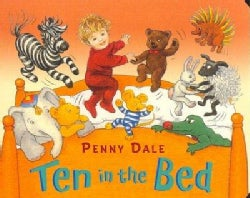 Ten in the Bed (Board book)