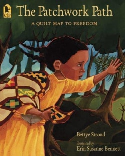 The Patchwork Path: A Quilt Map to Freedom (Paperback)