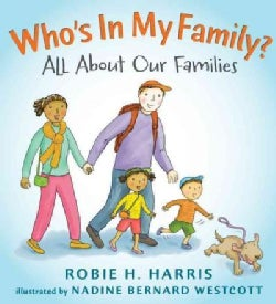 Who's in My Family?: All About Our Families (Hardcover)