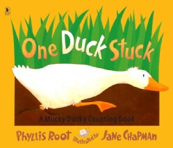 One Duck Stuck Big Book: A Mucky Ducky Counting Book (Paperback)