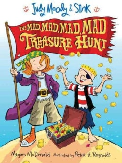 The Mad, Mad, Mad, Mad Treasure Hunt (Hardcover)