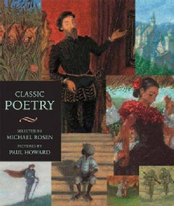 Classic Poetry: An Illustrated Collection (Paperback)