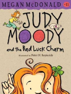 Judy Moody and the Bad Luck Charm (Paperback)