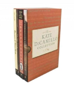The Kate Dicamillo Collection: Because of Winn-dixie / the Tiger Rising / the Tale of Despereaux / the Miraculous... (Paperback)
