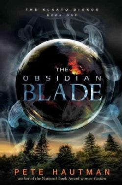 The Obsidian Blade (Hardcover)
