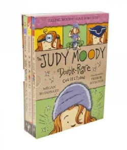 The Judy Moody Double-rare Collection (Paperback)