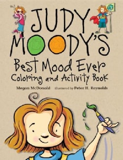 Judy Moody's Best Mood Ever Coloring and Activity Book (Paperback)