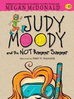 Judy Moody and the Not Bummer Summer (Hardcover)
