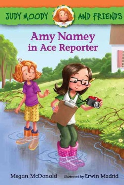 Amy Namey in Ace Reporter (Hardcover)