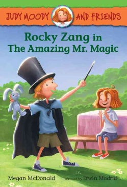 Rocky Zang in the Amazing Mr. Magic (Hardcover)