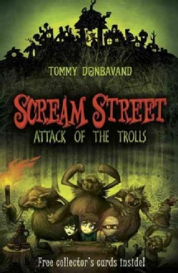 Attack of the Trolls (Paperback)