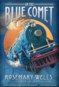 On the Blue Comet (Paperback)