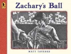 Zachary's Ball (Paperback)