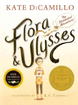Flora & Ulysses: The Illuminated Adventures (Hardcover)