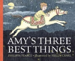 Amy's Three Best Things (Hardcover)
