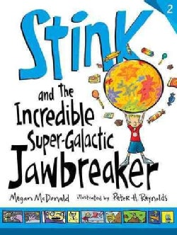 Stink and the Incredible Super-galactic Jawbreaker (Paperback)