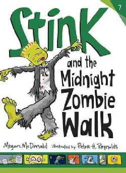 Stink and the Midnight Zombie Walk (Paperback)