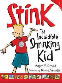 Stink: the Incredible Shrinking Kid (Paperback)