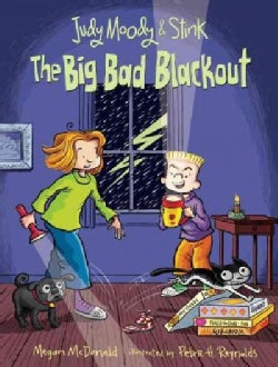 Judy Moody and Stink: The Big Bad Blackout (Hardcover)