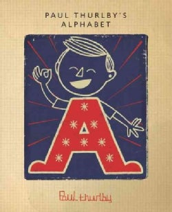 Paul Thurlby's Alphabet (Board book)