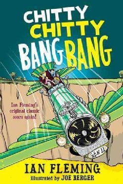 Chitty Chitty Bang Bang the Magical Car (Paperback)