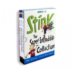 Stink: The Super-Incredible Collection (Paperback)