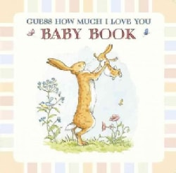Guess How Much I Love You Baby Book (Record book)