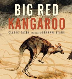 Big Red Kangaroo (Hardcover)