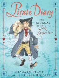 Pirate Diary: The Journal of Jake Carpenter (Paperback)
