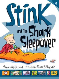 Stink and the Shark Sleepover (Paperback)